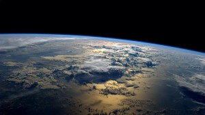 photo from the International Space Station on Tuesday morning, Sept. 2, 2014